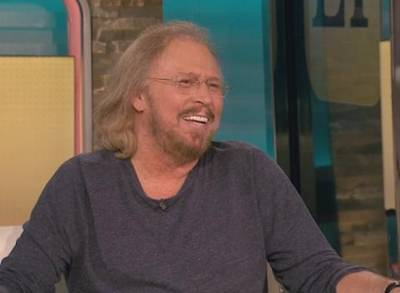 News video: Barry Gibb Remembers His Late Brothers Ahead of GRAMMY Lifetime Achievement Award